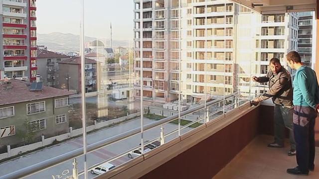 Ev alacaklar dikkat ! Artık balkonlar...