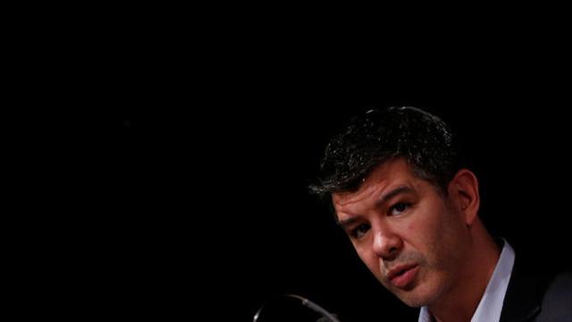 Uber CEO'su istifa etti