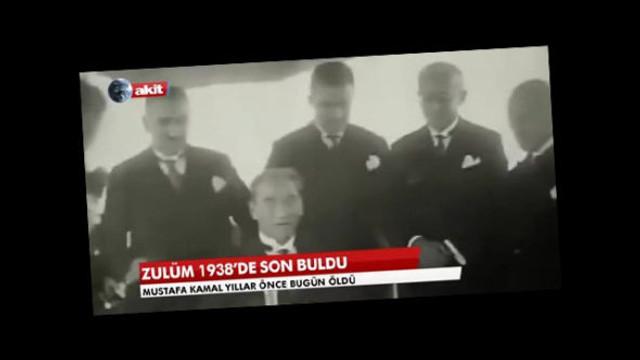 Akit'in Atatürk için attığı o manşeti mahkemede de savundu; Hakaret ve suç yoktur