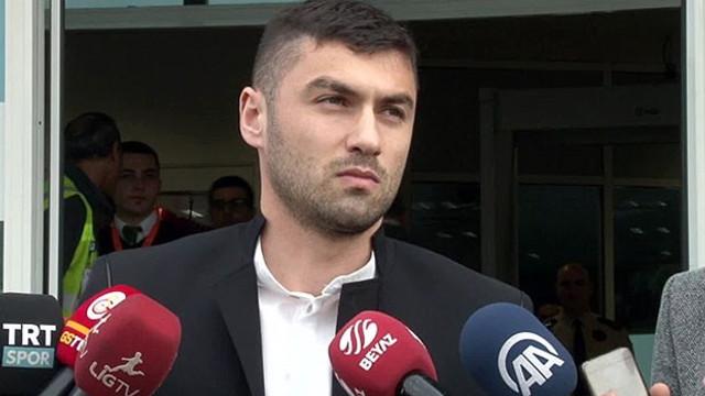 Burak Yılmaz'dan Ahmet Nur Çebi'ye yanıt