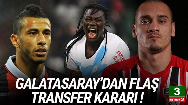 Galatasaray'dan flaş transfer kararı