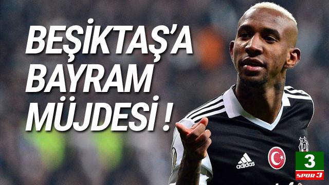 Beşiktaş'a bayram müjdesi ! Resmen açıkladı...