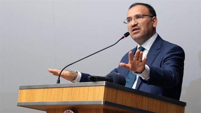 Bozdağ'dan Kılıçdaroğlu'na ''HDP'' resti