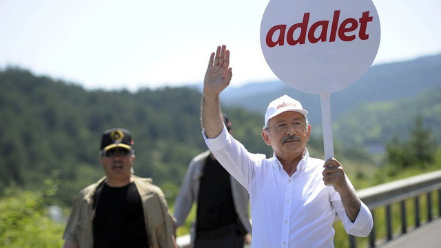 Kılıçdaroğlu'nun yürüyüşü için şok yorum