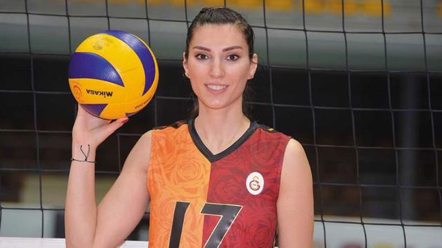 Neslihan Demir Güler'de ilk maç heyecanı