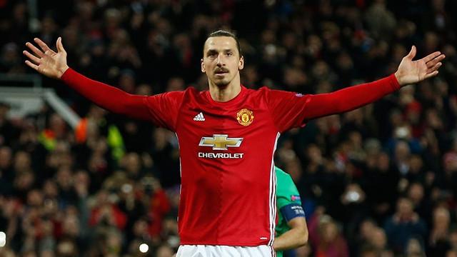 Zlatan Ibrahimovic'in Manchester United defteri kapandı!