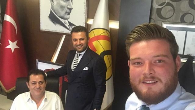Bülent Uygun Eskişehirspor'a doğru