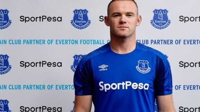 Rooney'den Everton için büyük maaş fedakarlığı