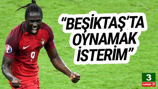 ''Beşiktaş'ta oynamak isterim''