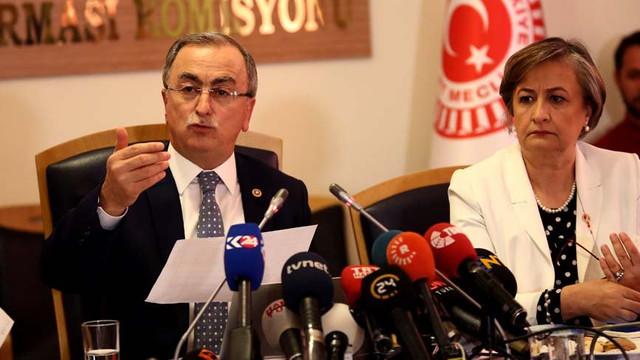 Meclis Darbeyi Araştırma Komisyon Başkanı'na FETÖ'cü suçlaması