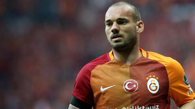 Sneijder ile yollar ayrıldı !
