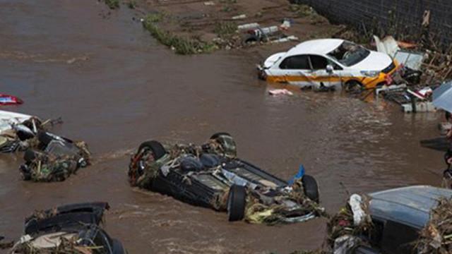 Çin'de sel felaketi: 18 ölü