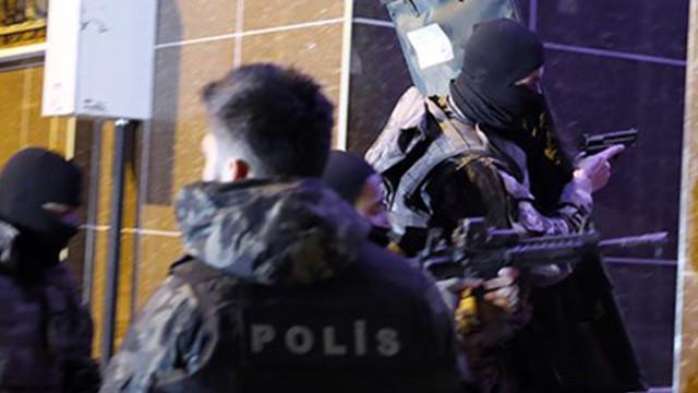 İstanbul'da jandarmadan operasyon