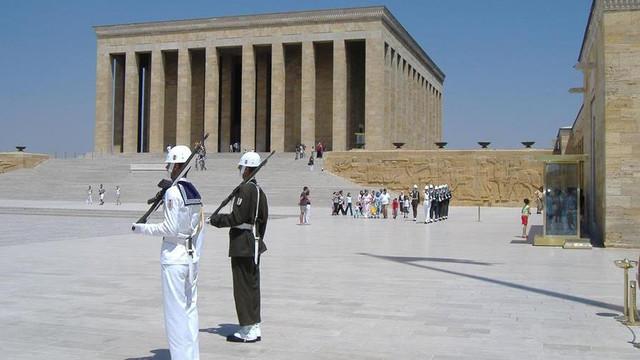 Anıtkabir'in arazisi imara açılıyor