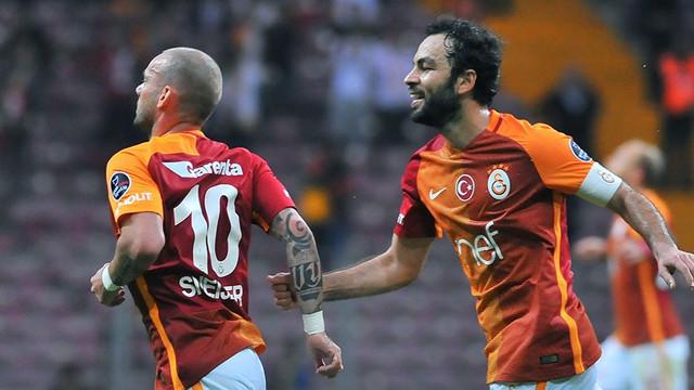 Galatasaray taraftarından Selçuk'a büyük tepki