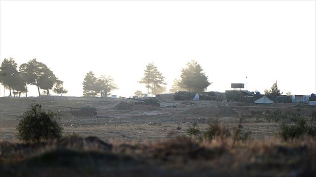 PYD Türkiye'ye ateş açtı, TSK yanıtsız kalmadı