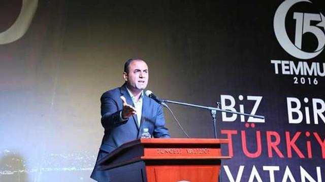 AK Partili Şamil Tayyar'dan CHP'li başkana destek