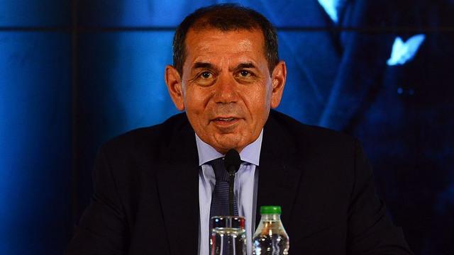 Dursun Özbek'ten Lucescu yalanlaması