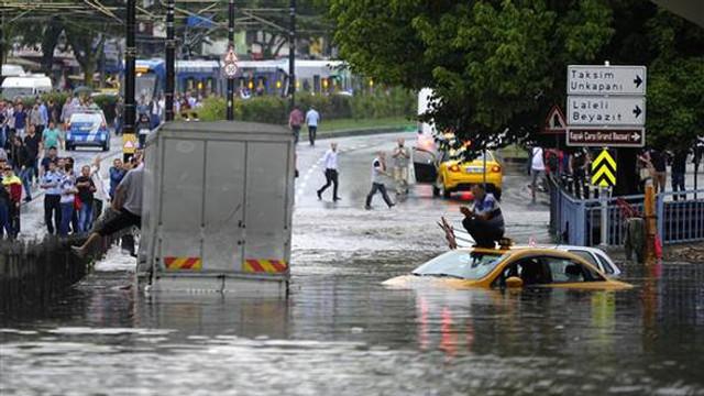 Kandilli'den İstanbul'daki yağışlar için açıklama