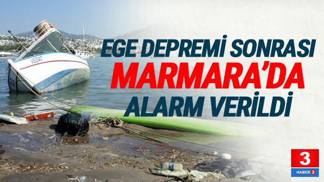 Marmara depremi için korkutan açıklama