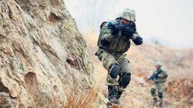 PKK'ya bir darbe daha: 6 hain öldürüldü