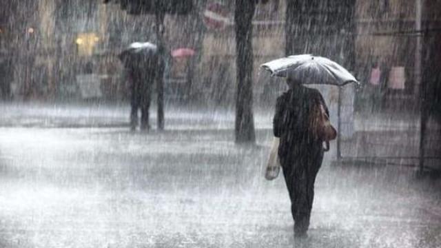 Sağanak yağış geri dönüyor, meteoroloji saat verdi