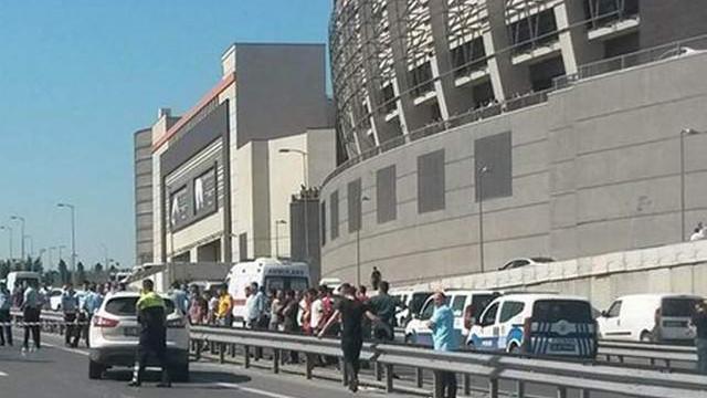 İstanbul'da polis kaza yaptı: 1 şehit, 1 yaralı