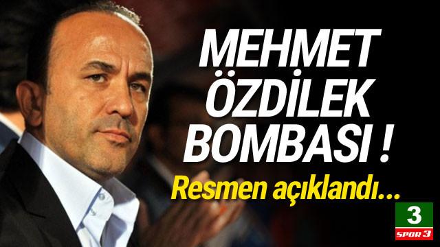Mehmet Özdilek Milli Takım'da ! İşte yeni görevi...