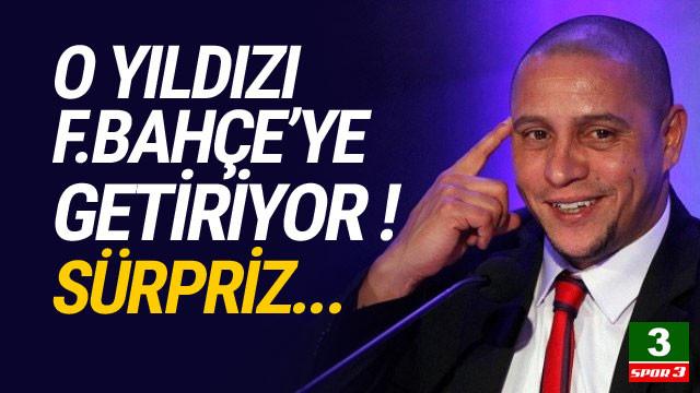 Roberto Carlos o yıldızı Fenerbahçe'ye getiriyor