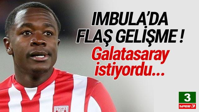 Imbula'da flaş gelişme ! Galatasaray...
