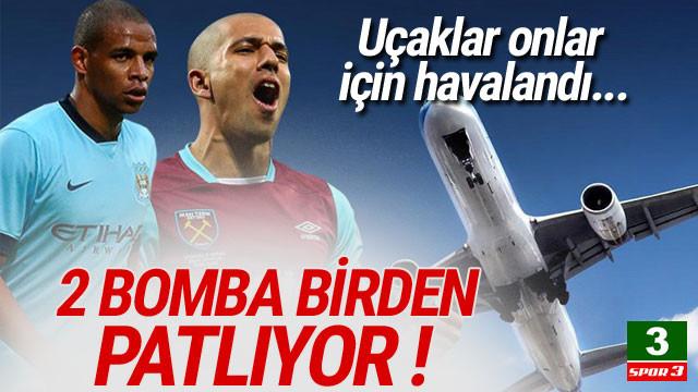 Galatasaray, 2 dünya yıldızıyla birden anlaştı
