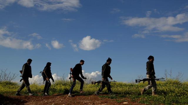 Suriye'de yeni dönem ! ABD bitirdi...
