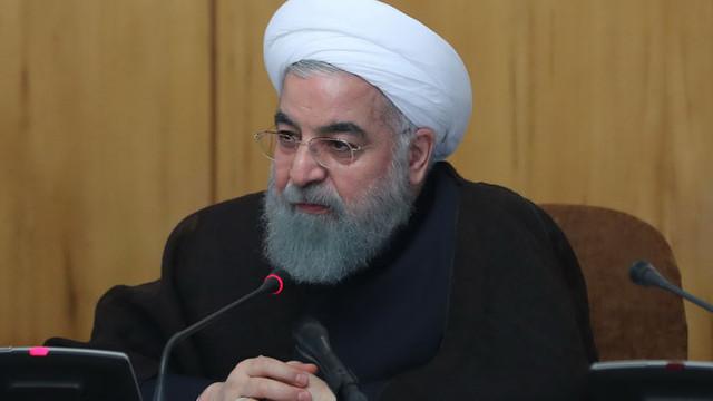 Ruhani'den ABD'ye sert tepki !