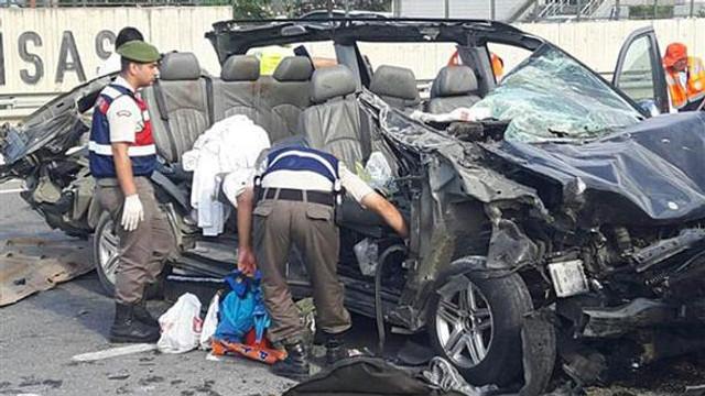 Bilecik'te korkunç kaza: 3 ölü, 2 yaralı