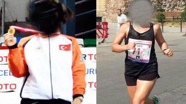 Bodrum'da antrenman yapan atlete taciz şoku !
