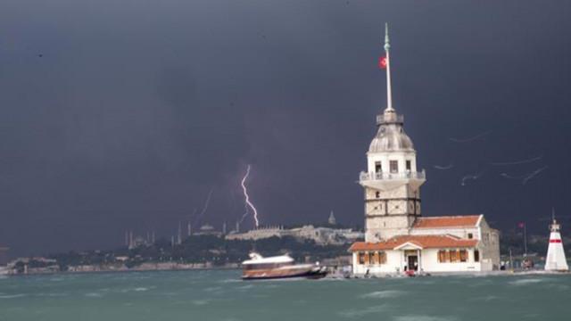 İBB: Yağışlar İstanbul'u terk etti