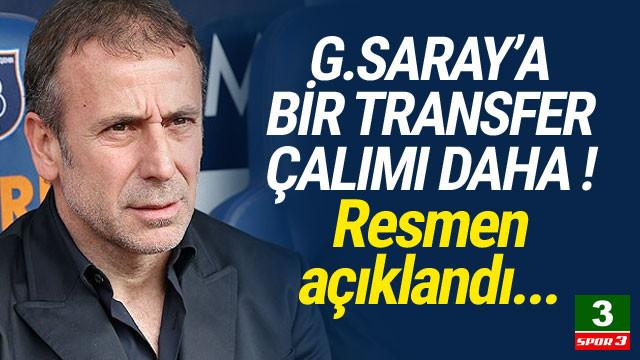 Galatasaray'a bir transfer çalımı daha !