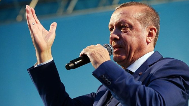 Erdoğan, Merkel Bir Araya Geldi