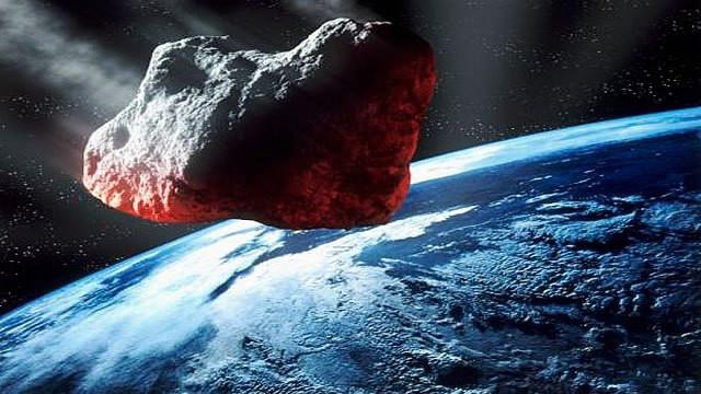 NASA göktaşlarını Uzay'da vuracak