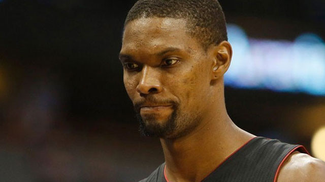 Chris Bosh, Miami Heat'ten ayrıldı