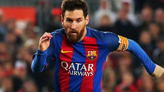 Messi, Barcelona ile sözleşme uzattı