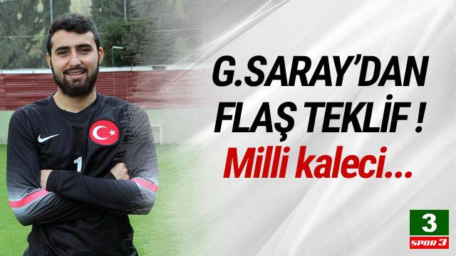 Galatasaray'dan Hayrullah Akyüz'e teklif !