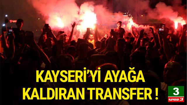 Asamoah Gyan Kayseri'yi ayağa kaldırdı