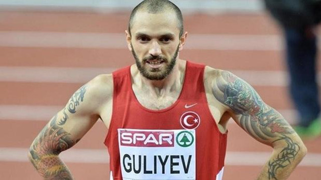 Ramil Guliyev'den tarihi derece