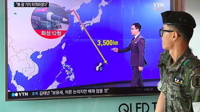 Kuzey Kore, Guam Adası'nı vurmak için tarih verdi