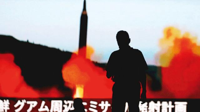 Kuzey Kore saldırı planını açıkladı: 17 dakika 45 saniye...