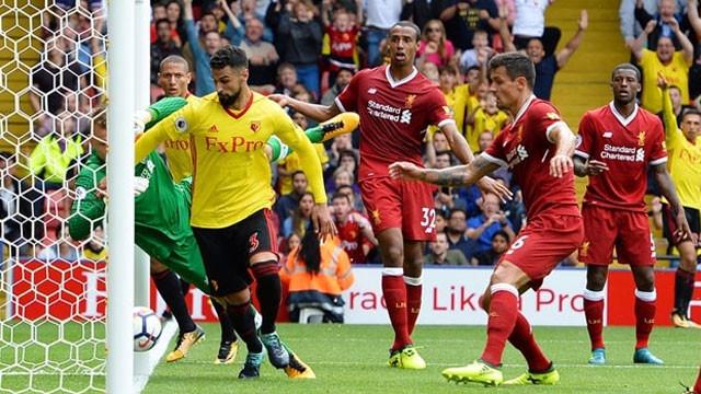 Liverpool 90+4'te yıkıldı !