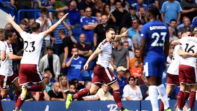Chelsea'den kabus gibi başlangıç !