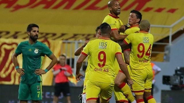 Volkan Demirel'in yediği gol olay oldu !