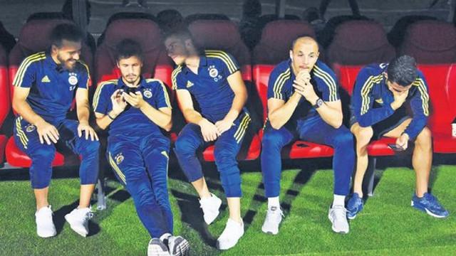 Fenerbahçe taraftarını çıldırtan görüntü